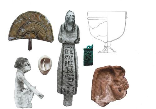 Asyut, Tomb III: Objects Part 1