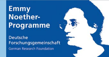 Logo Emmy Noether Programm