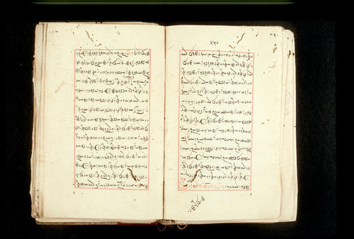 Folios 250v (right) and 251r (left)