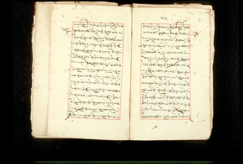 Folios 263v (right) and 264r (left)