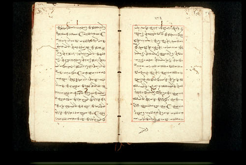 Folios 283v (right) and 284r (left)