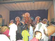 Durga Puja (Foto: Isabell Johne)