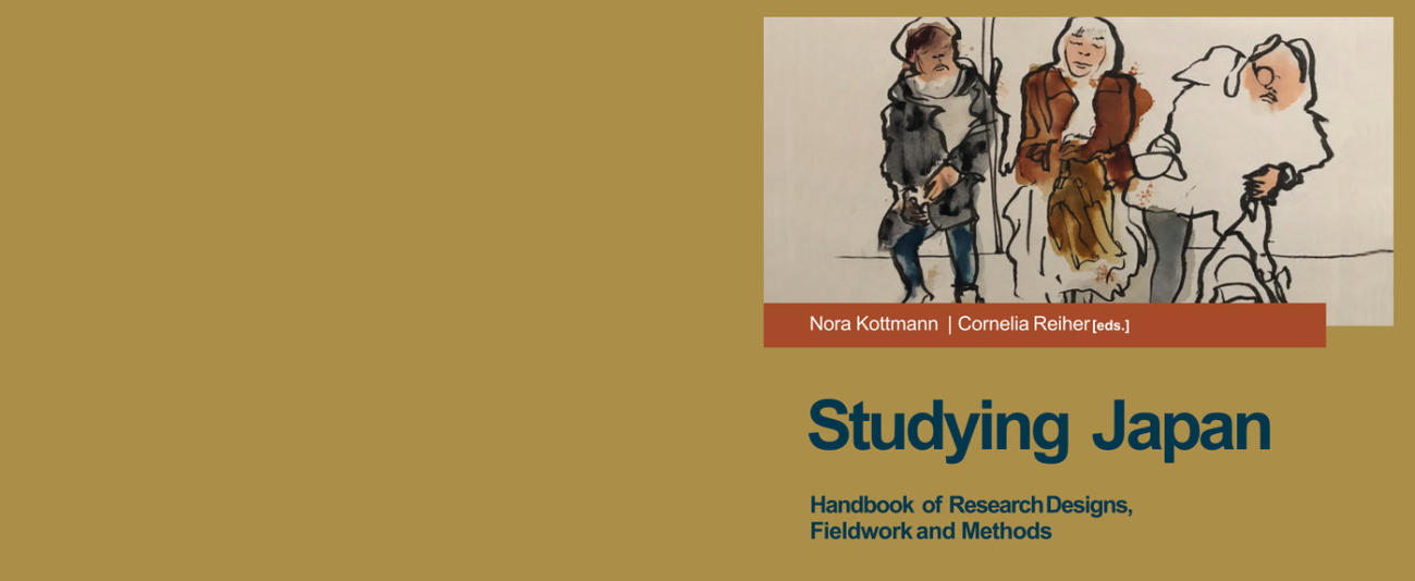 cover_studying_Japan_Methodenhandbuch
