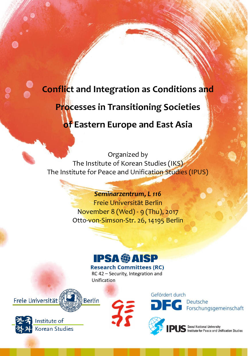 Conference Conflict and Integration