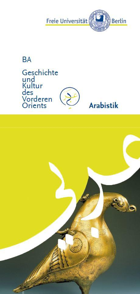Cover_Flyer_BA_Arabistik