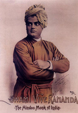 Swami Vive Kananda, the Hindoo Monk of India